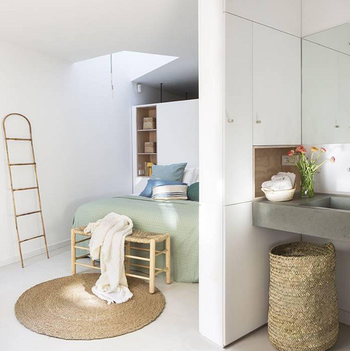 adelaparvu.com despre apartament de 70 mp, design Moser Mur Arquitectura, Foto ElMueble (2)