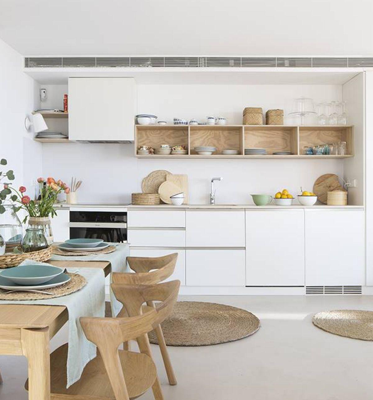 adelaparvu.com despre apartament de 70 mp, design Moser Mur Arquitectura, Foto ElMueble (5)