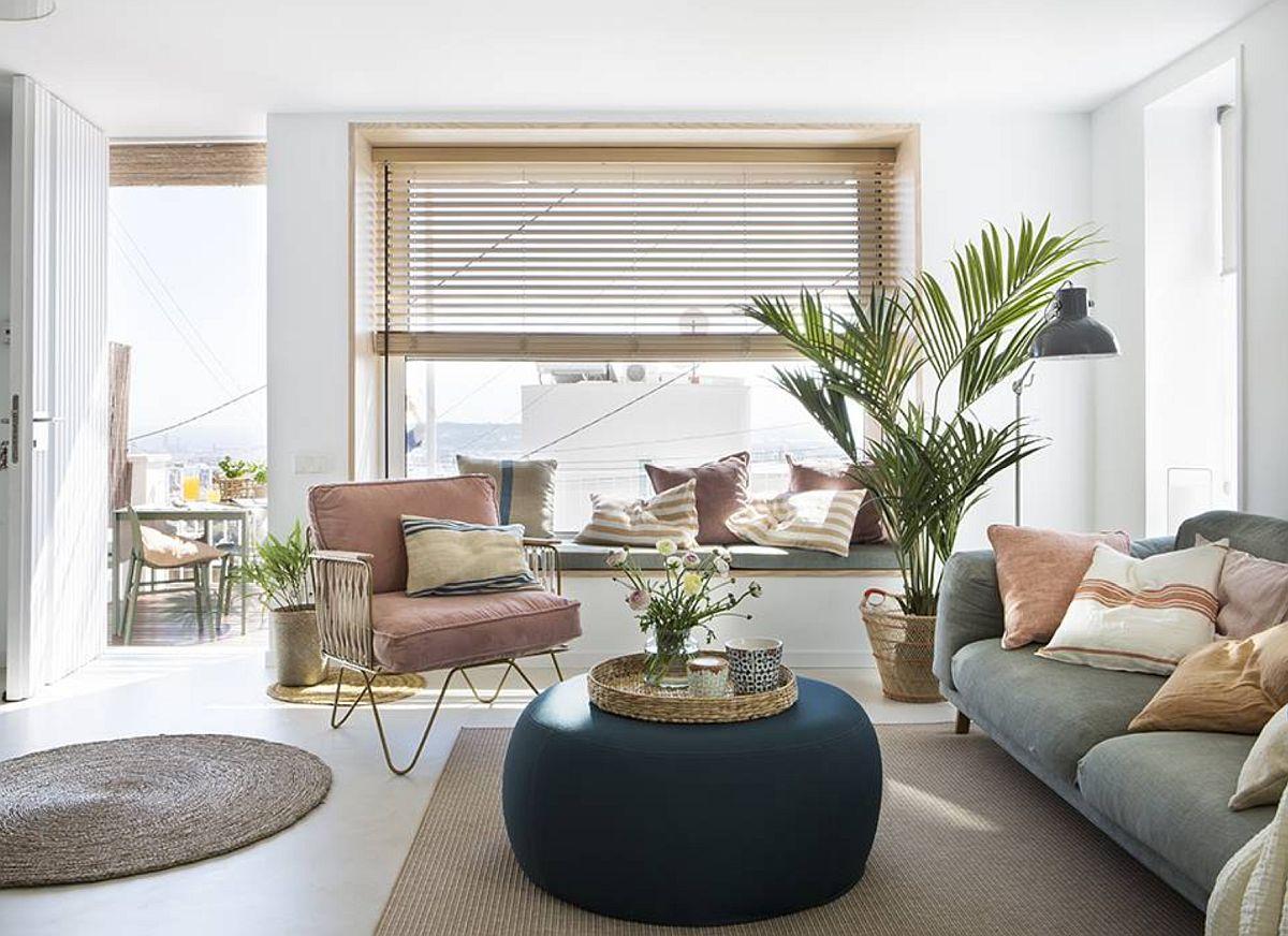 adelaparvu.com despre apartament de 70 mp, design Moser Mur Arquitectura, Foto ElMueble (8)