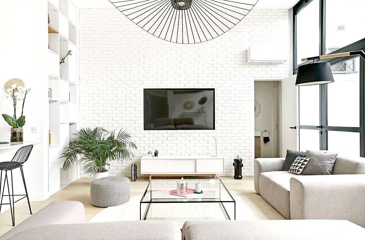 adelaparvu.com despre depozit transformat in loft 95 mp, designer Marion Tixier, Foto Eddy Boulares (1)