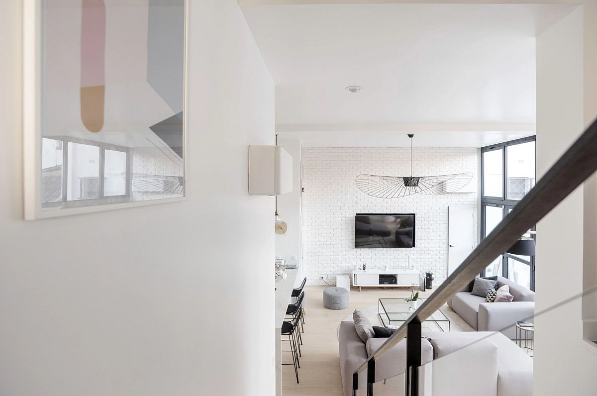 adelaparvu.com despre depozit transformat in loft 95 mp, designer Marion Tixier, Foto Eddy Boulares (13)