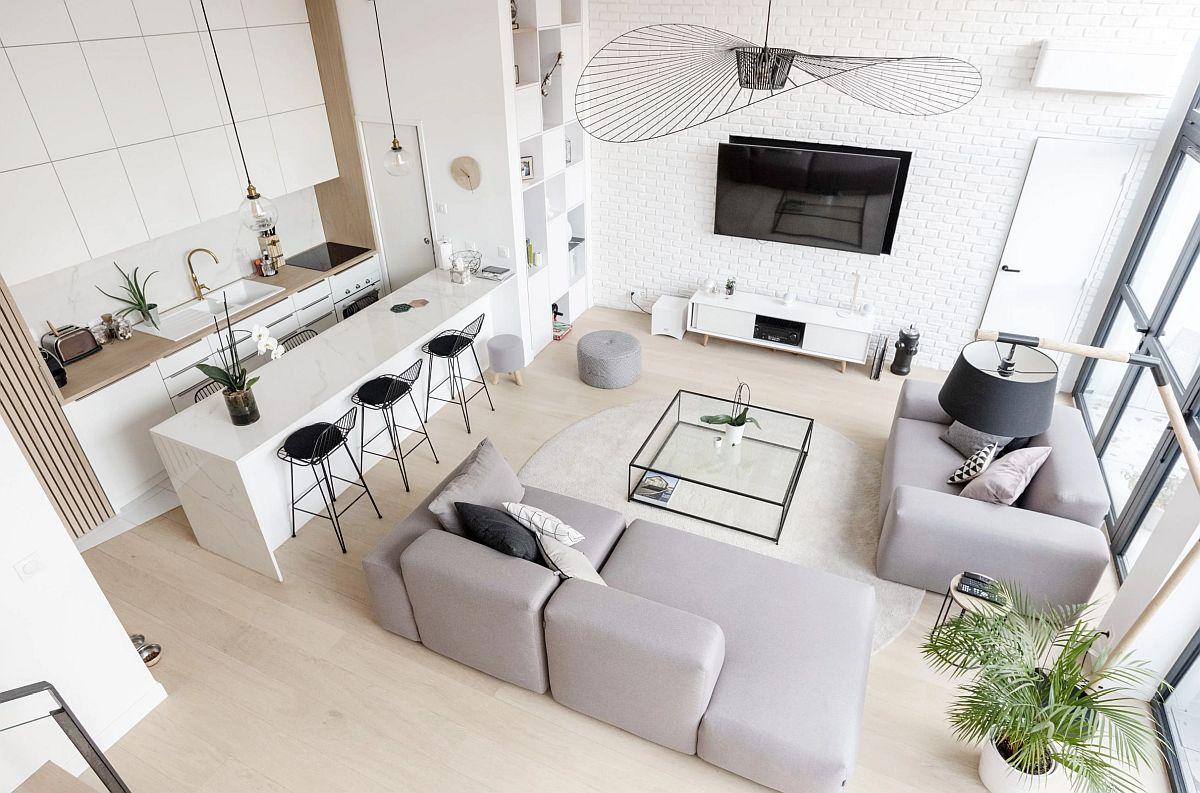 adelaparvu.com despre depozit transformat in loft 95 mp, designer Marion Tixier, Foto Eddy Boulares (14)