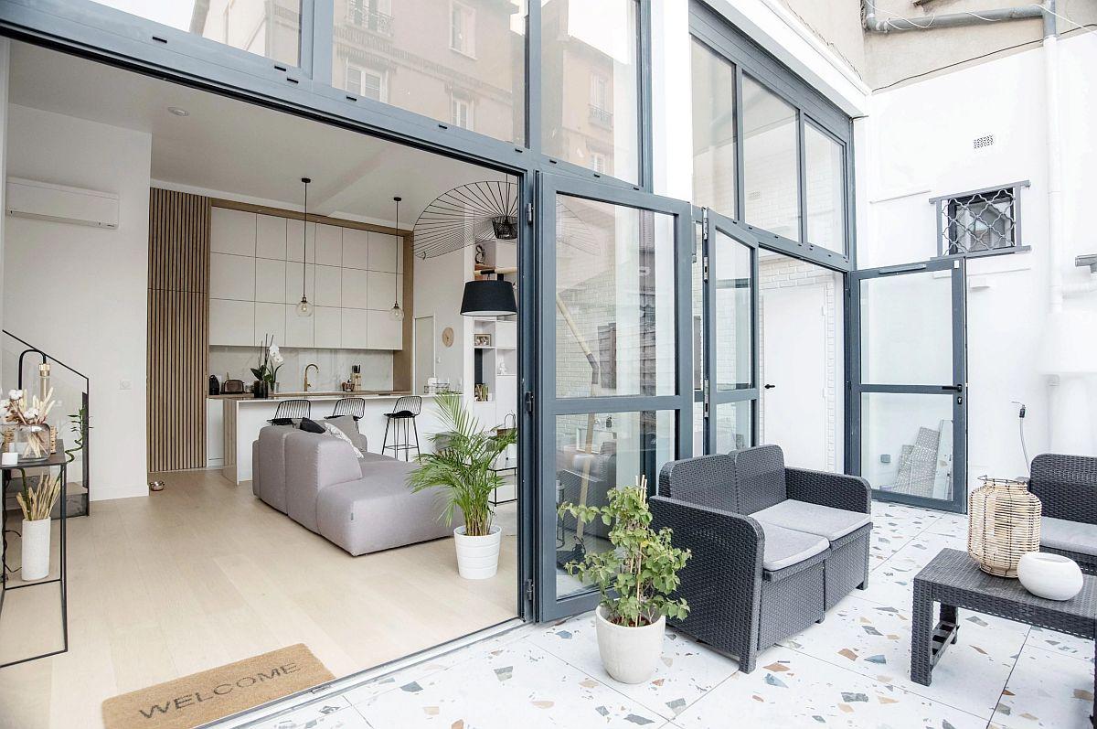 adelaparvu.com despre depozit transformat in loft 95 mp, designer Marion Tixier, Foto Eddy Boulares (18)