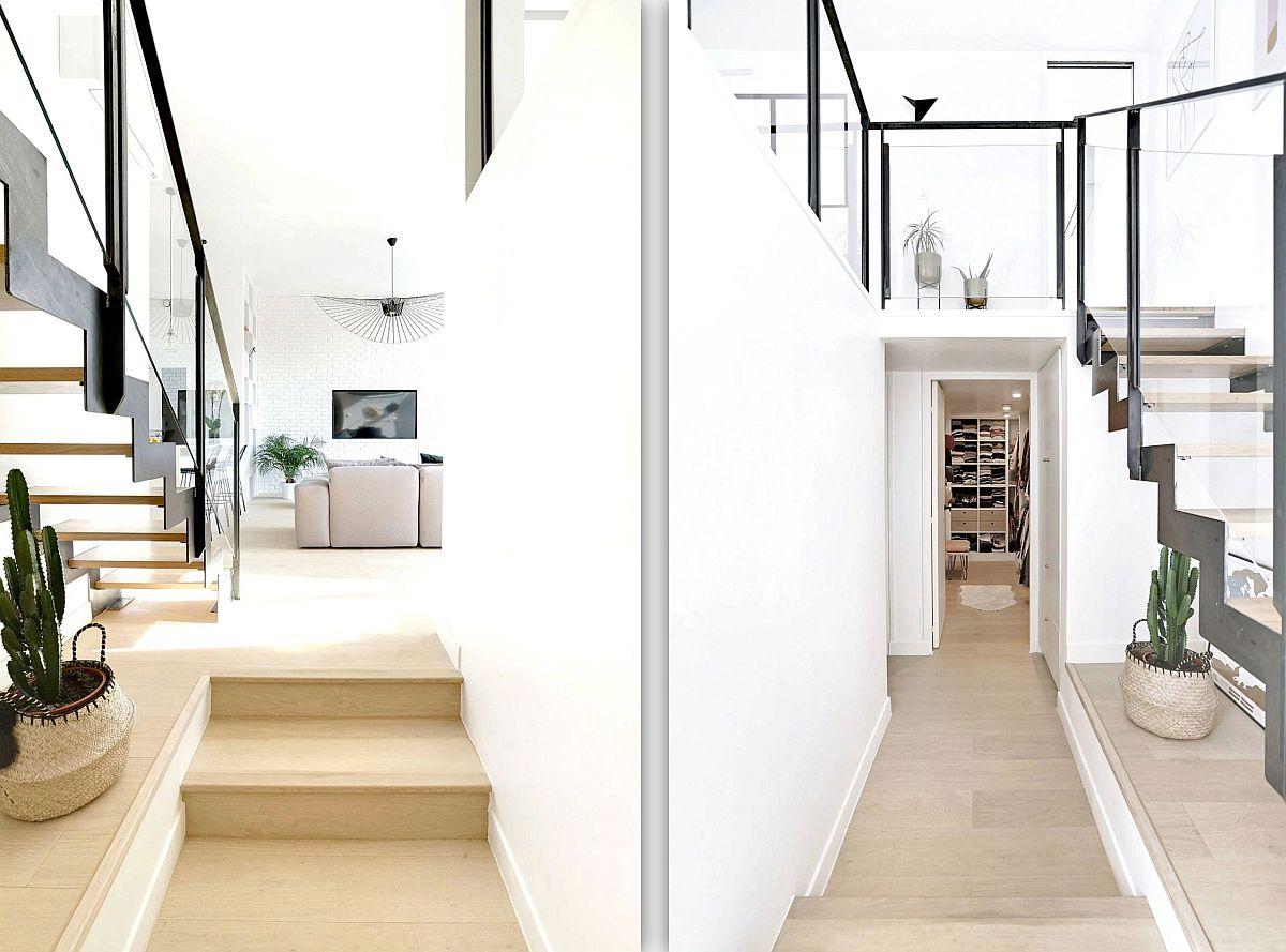 adelaparvu.com despre depozit transformat in loft 95 mp, designer Marion Tixier, Foto Eddy Boulares (4)