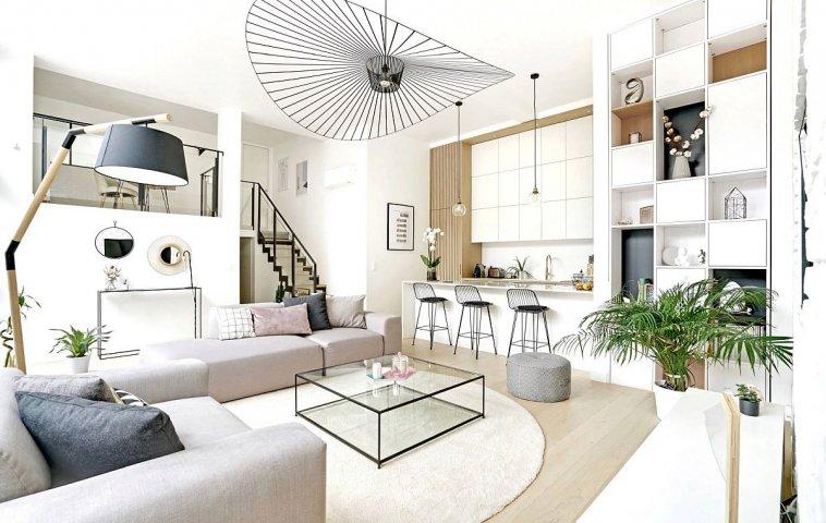 adelaparvu.com despre depozit transformat in loft 95 mp, designer Marion Tixier, Foto Eddy Boulares (9)