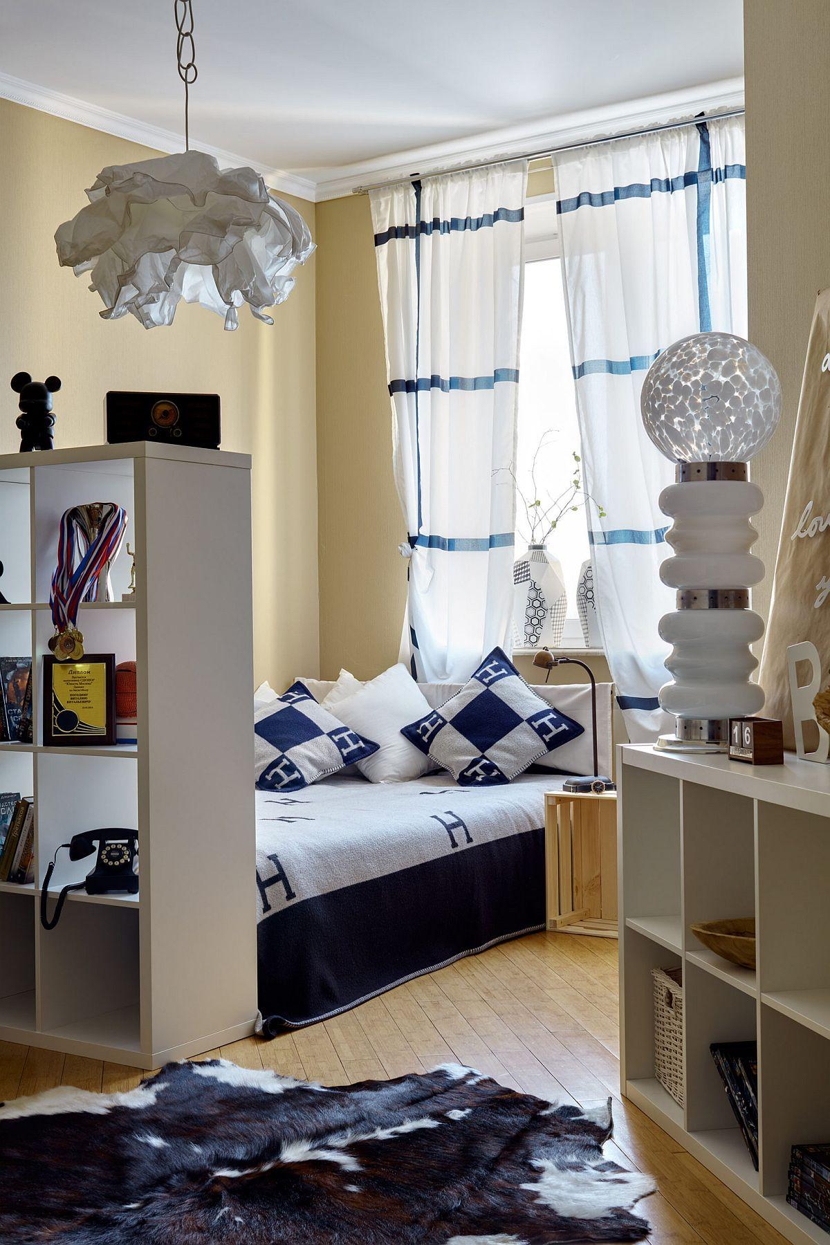 adelaparvu.com despre locuinta pentru student, designer Natalia Pogodina, Foto Sergey Ananiev (1)