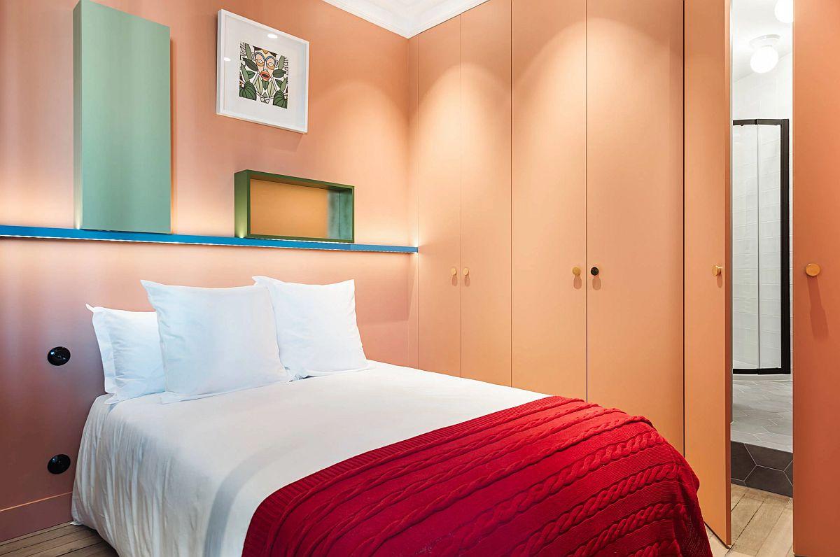 adelaparvu.com despre renovare apartament 35 mp, Nantes, designer Pierre-Edouard Milochau, Foto Decodheure, Caroline Morin (10)