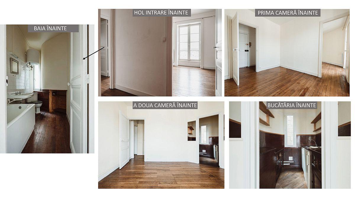 adelaparvu.com despre renovare apartament 35 mp, Nantes, designer Pierre-Edouard Milochau, Foto Decodheure, Caroline Morin (15)