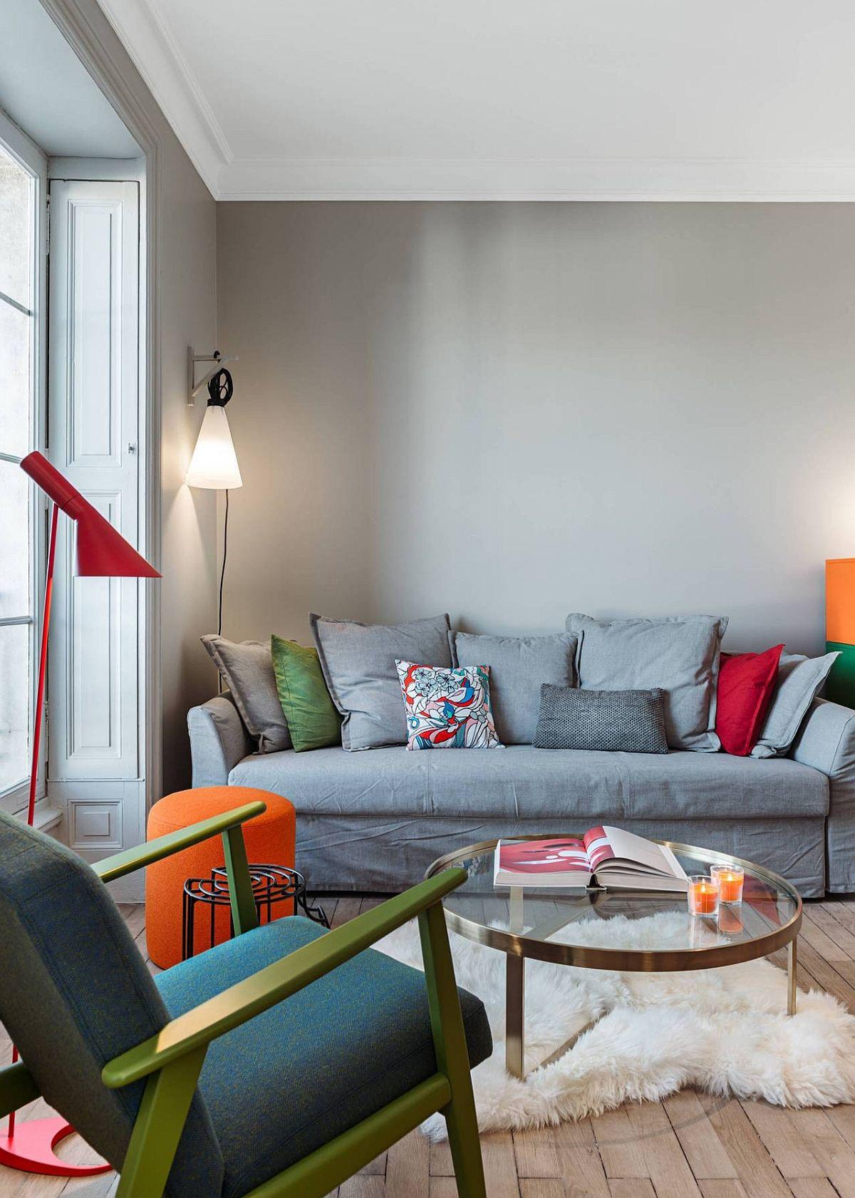adelaparvu.com despre renovare apartament 35 mp, Nantes, designer Pierre-Edouard Milochau, Foto Decodheure, Caroline Morin (2)
