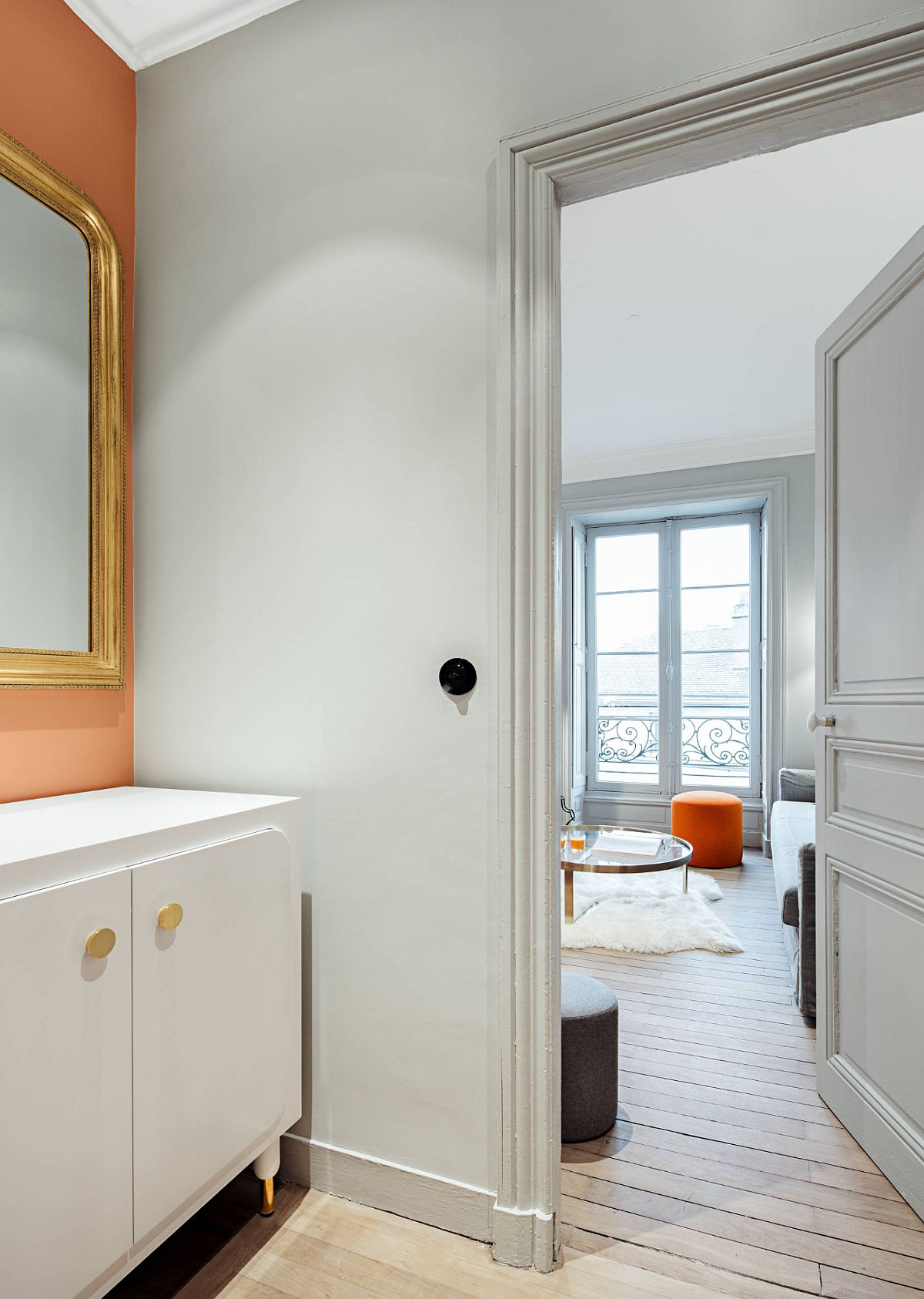 adelaparvu.com despre renovare apartament 35 mp, Nantes, designer Pierre-Edouard Milochau, Foto Decodheure, Caroline Morin (3)