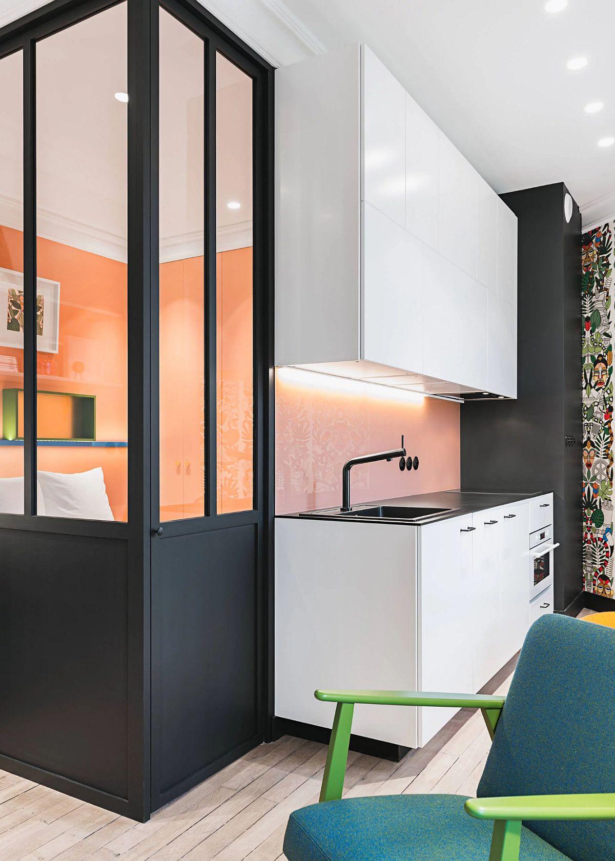 adelaparvu.com despre renovare apartament 35 mp, Nantes, designer Pierre-Edouard Milochau, Foto Decodheure, Caroline Morin (6)