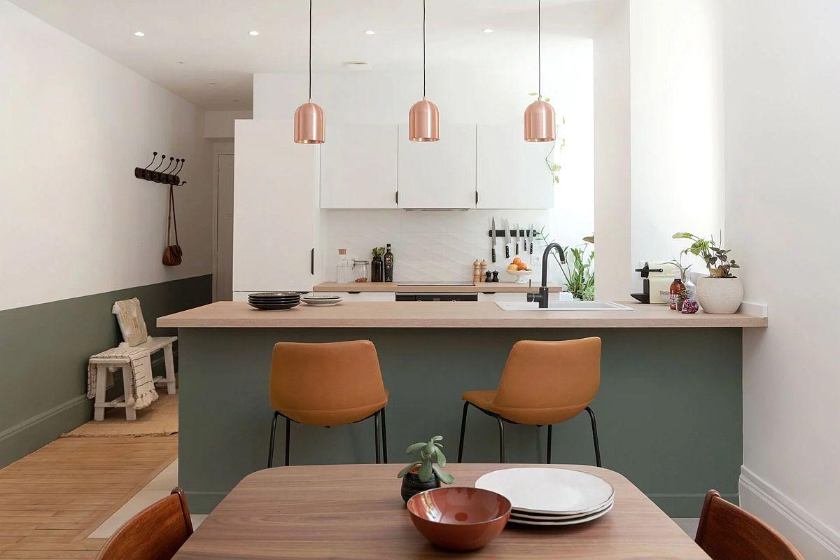 adelaparvu.com despre renovare apartament 52 mp, designer Anouck Charbonnier, Foto Sabine Serrad (4)