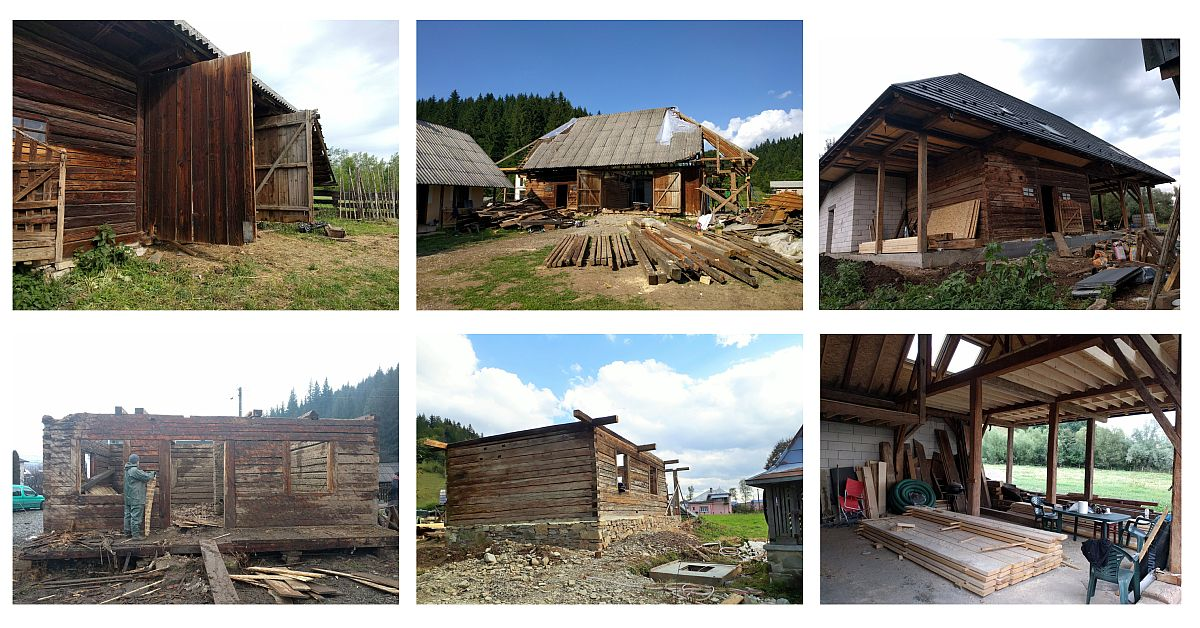 adelaparvu.com despre Loft Chalet, Bucovina, designer Cristian Morosan, Fotograf Vlad Ilas (17)