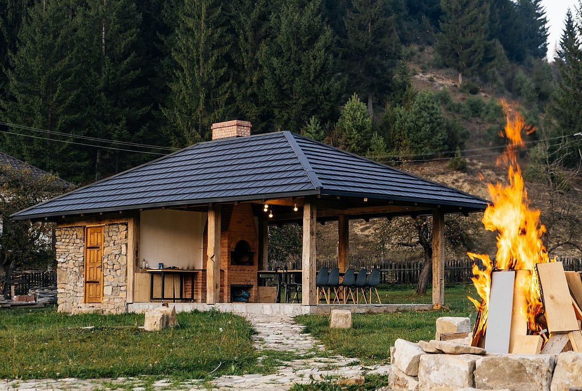 adelaparvu.com despre Loft Chalet, Bucovina, designer Cristian Morosan, Fotograf Vlad Ilas (2)