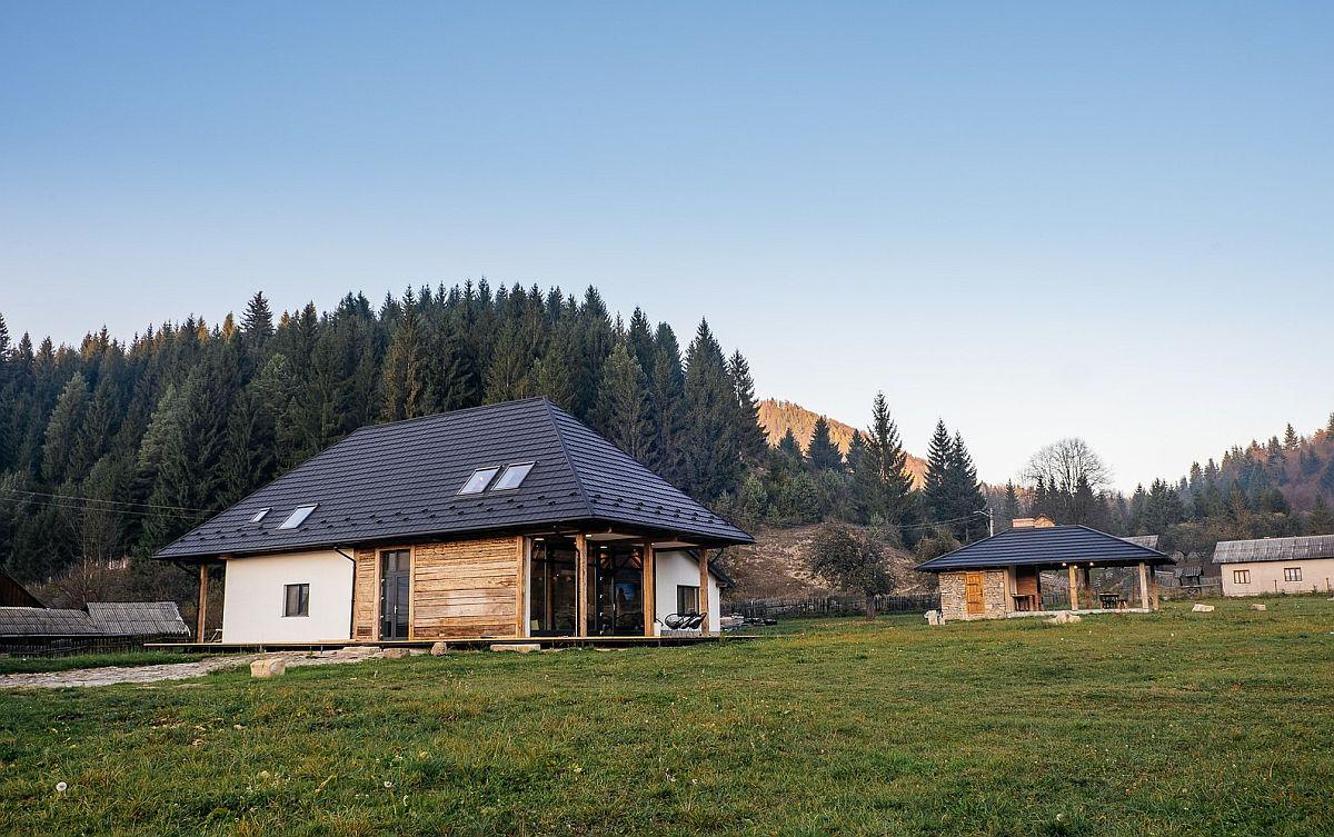 adelaparvu.com despre Loft Chalet, Bucovina, designer Cristian Morosan, Fotograf Vlad Ilas (4)