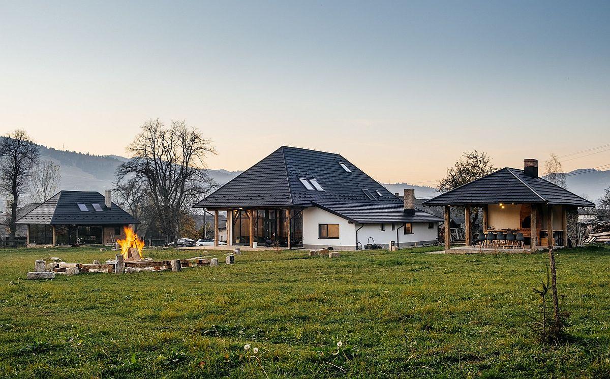 adelaparvu.com despre Loft Chalet, Bucovina, designer Cristian Morosan, Fotograf Vlad Ilas (5)