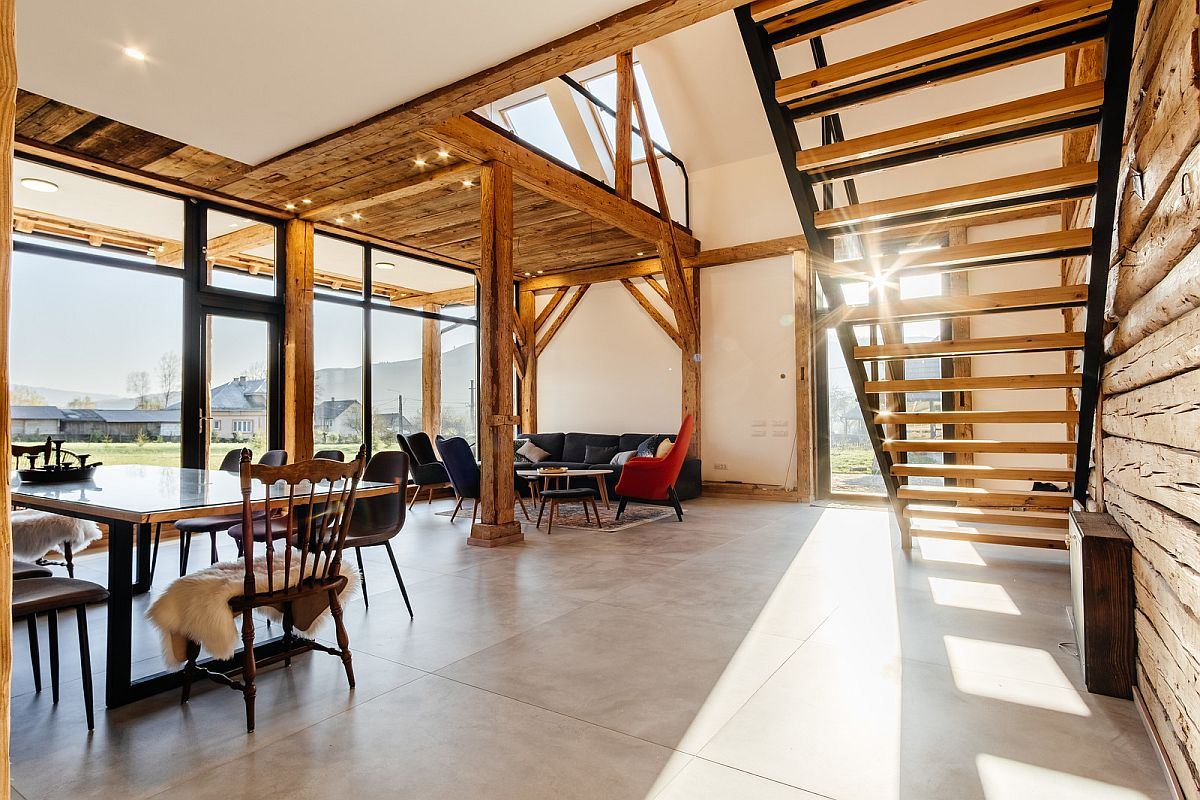 adelaparvu.com despre Loft Chalet, Bucovina, designer Cristian Morosan, Fotograf Vlad Ilas (7)