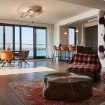 adelaparvu.com despre amenajare apartament 200 mp in Constanta, design interior Archivity (9)