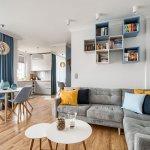 adelaparvu.com despre amenajare apartament 65 mp, design Marta Jaslan, Foto Dariusz Majgier (10)
