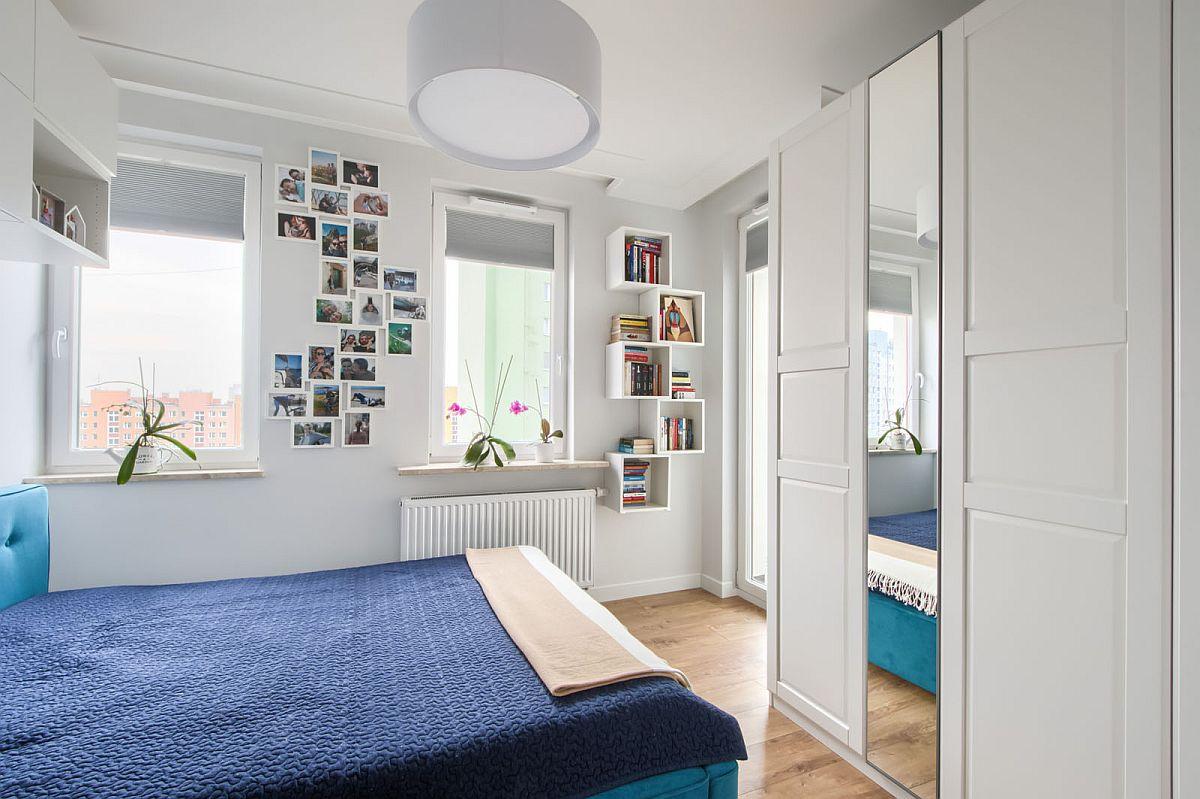 adelaparvu.com despre amenajare apartament 65 mp, design Marta Jaslan, Foto Dariusz Majgier (4)