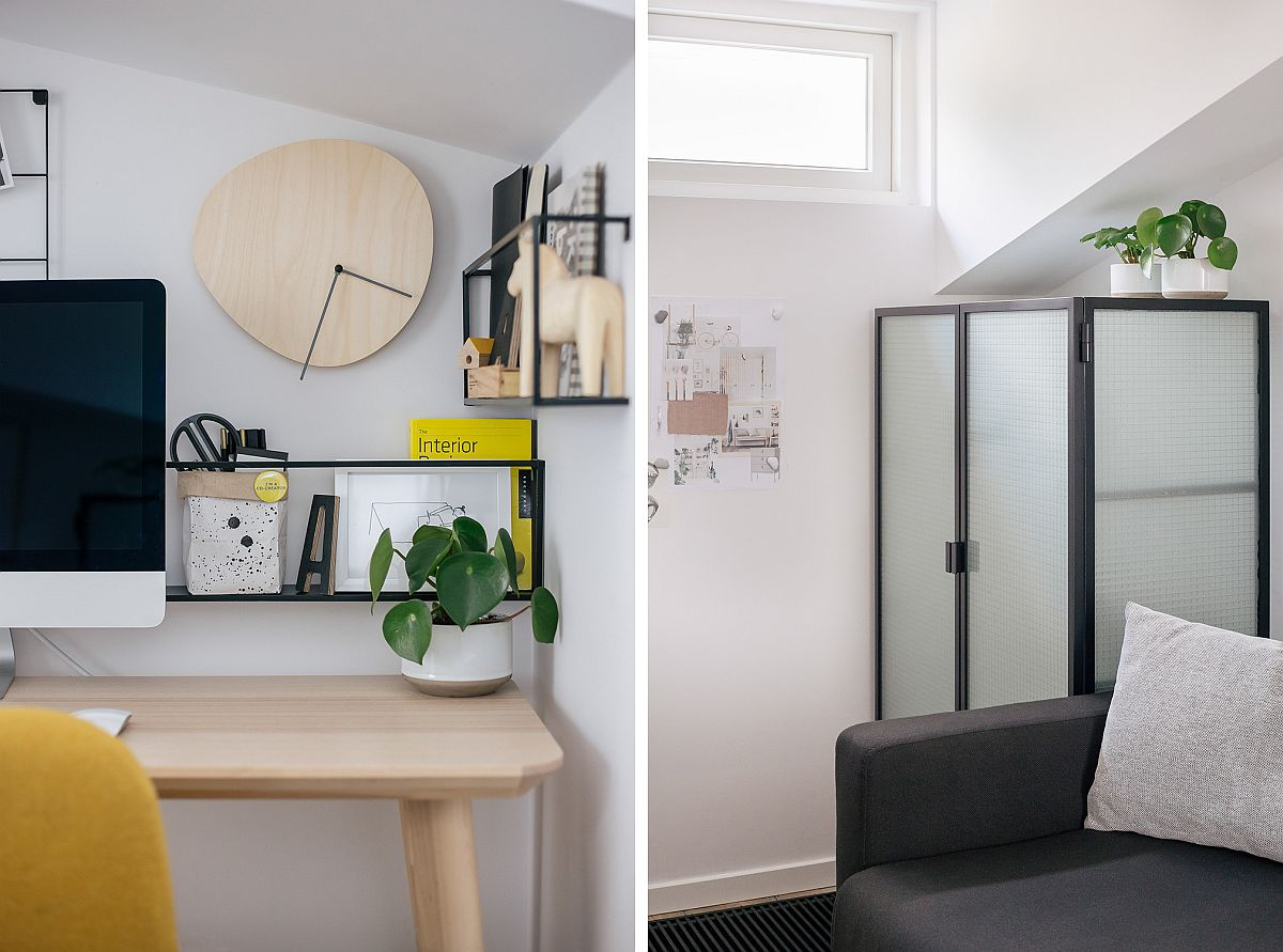 adelaparvu.com despre apartament mic in pod, design Joanna Piorko, Foto Kroniki Studio (12)