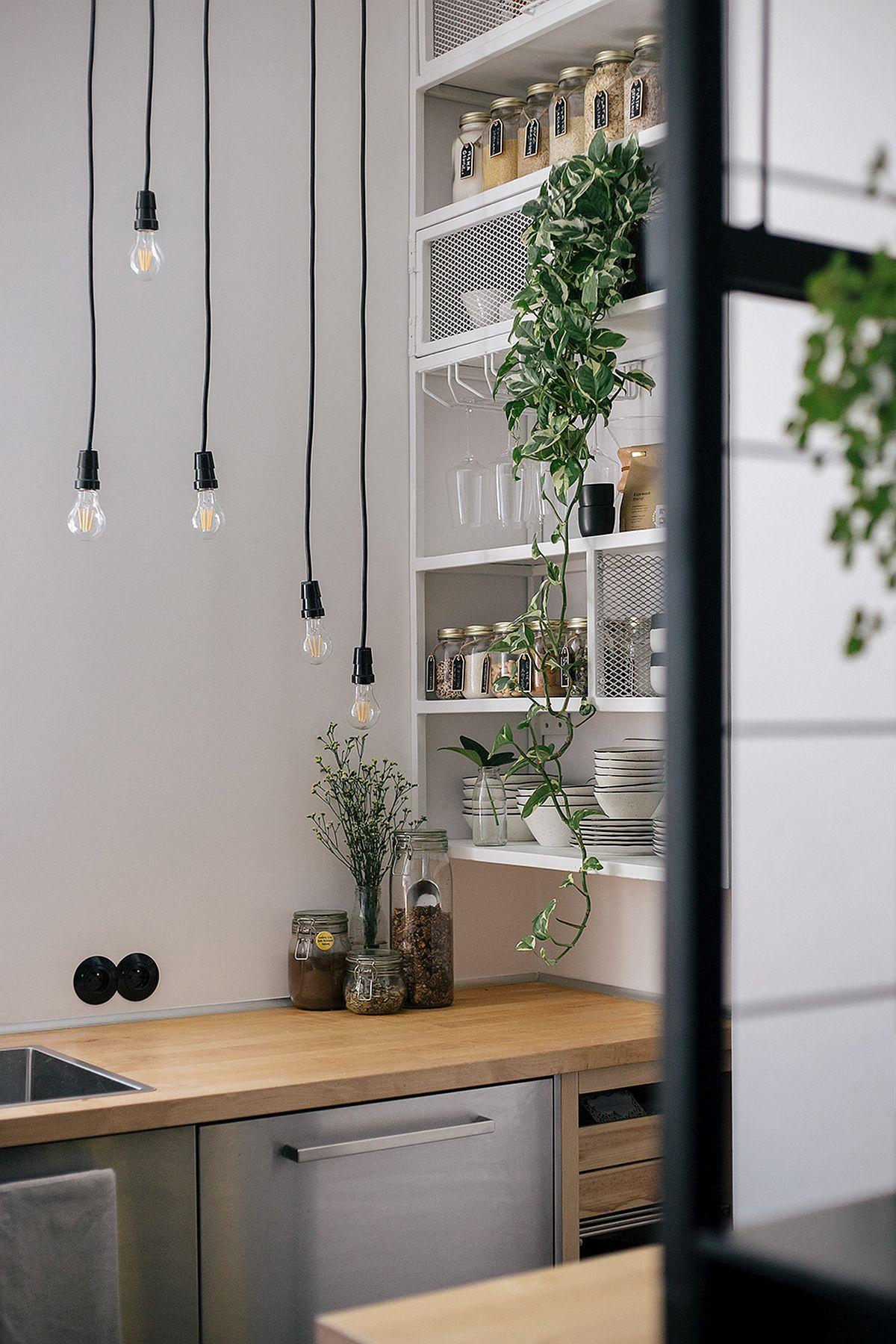 adelaparvu.com despre apartament mic in pod, design Joanna Piorko, Foto Kroniki Studio (15)