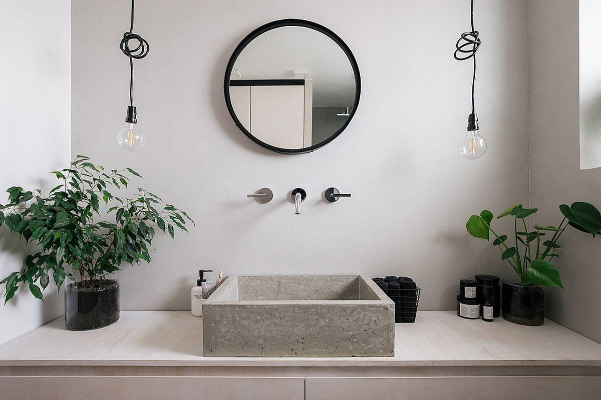 adelaparvu.com despre apartament mic in pod, design Joanna Piorko, Foto Kroniki Studio (16)