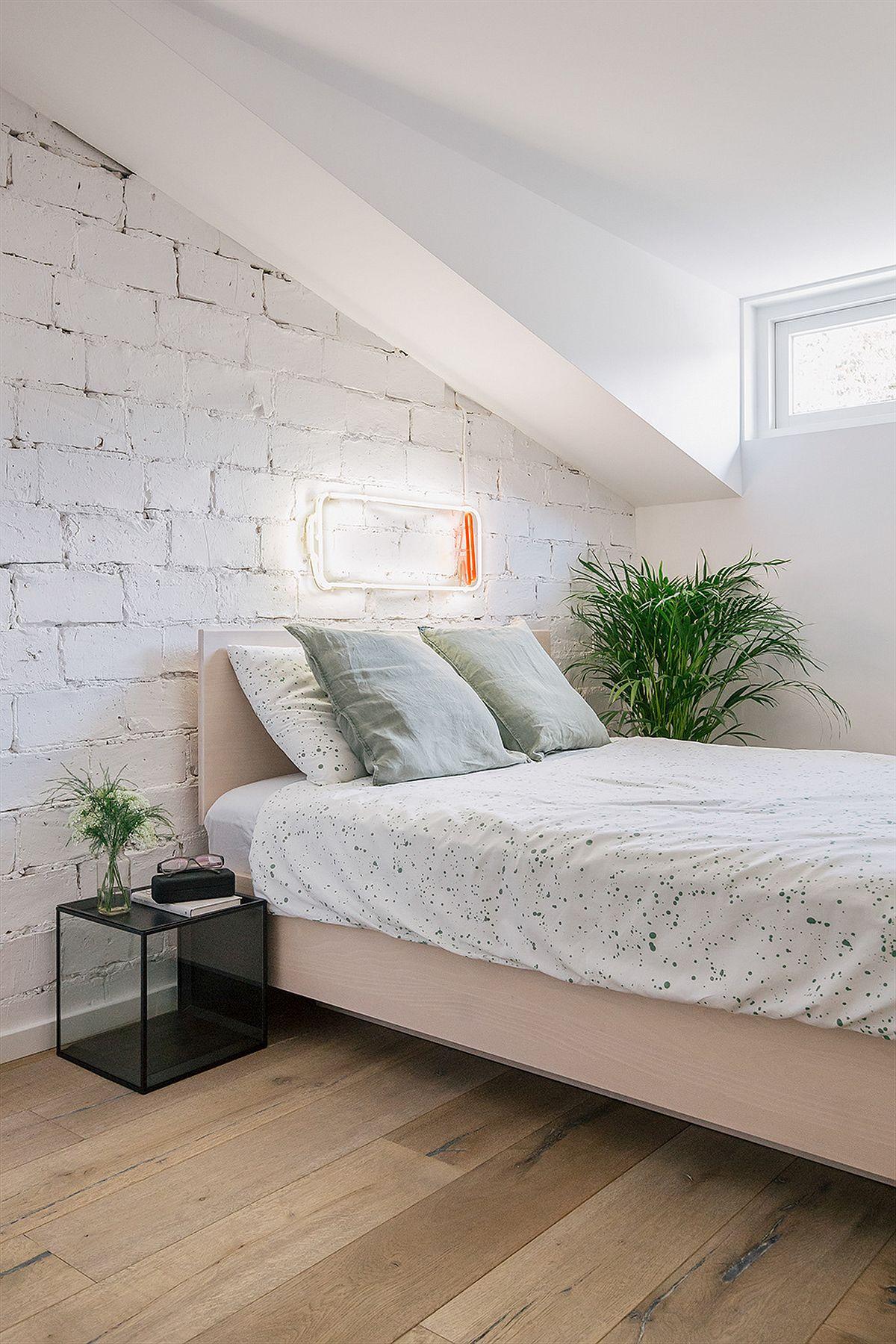 adelaparvu.com despre apartament mic in pod, design Joanna Piorko, Foto Kroniki Studio (3)