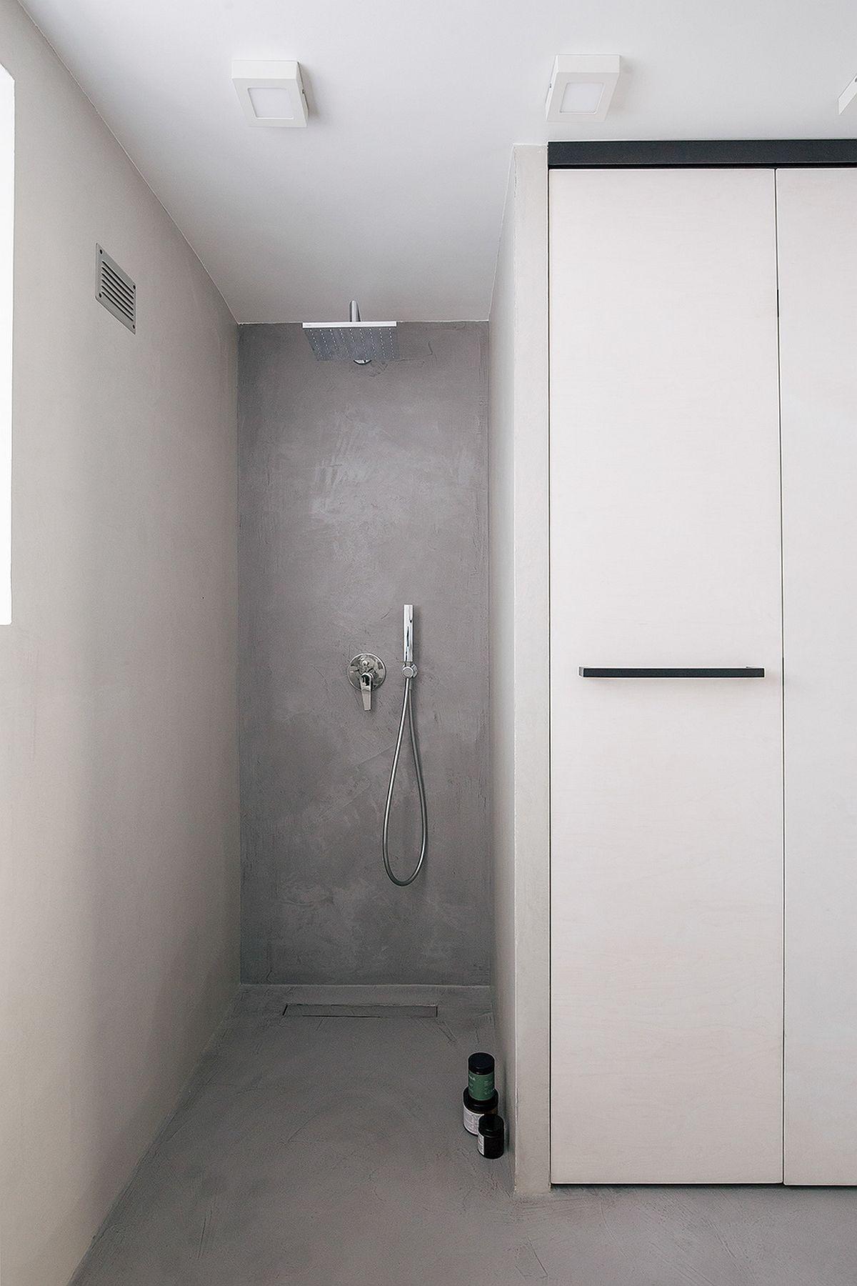 adelaparvu.com despre apartament mic in pod, design Joanna Piorko, Foto Kroniki Studio (8)