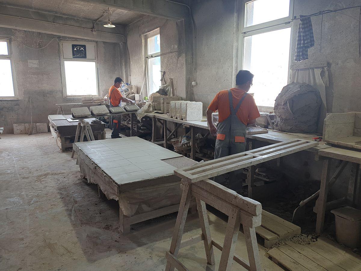 adelaparvu.com despre fabrica de sobe Teracota din Medias, Foto Adela Parvu (10)