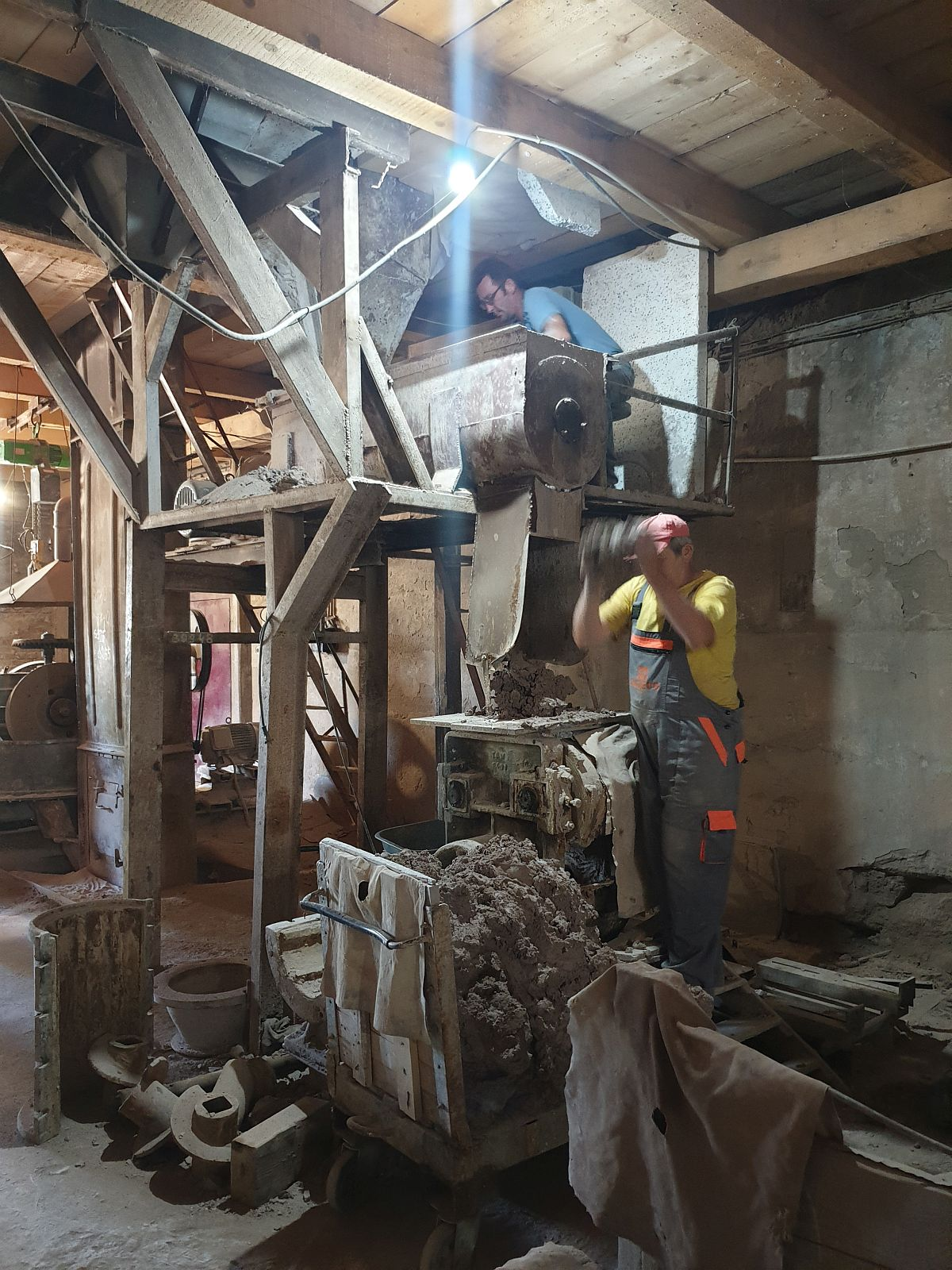 adelaparvu.com despre fabrica de sobe Teracota din Medias, Foto Adela Parvu (7)