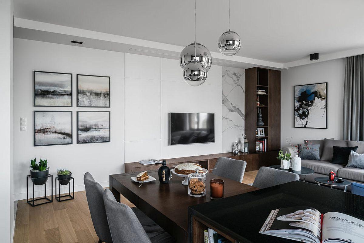 adelaparvu.com despre amenajare moderna apartament 92 mp, design Anna Serafin, Foto Fotomohito (10)