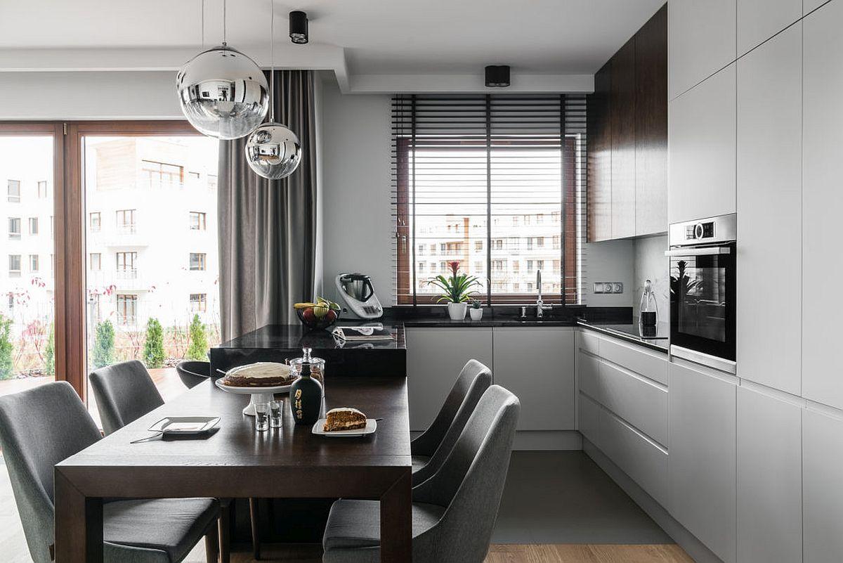 adelaparvu.com despre amenajare moderna apartament 92 mp, design Anna Serafin, Foto Fotomohito (12)