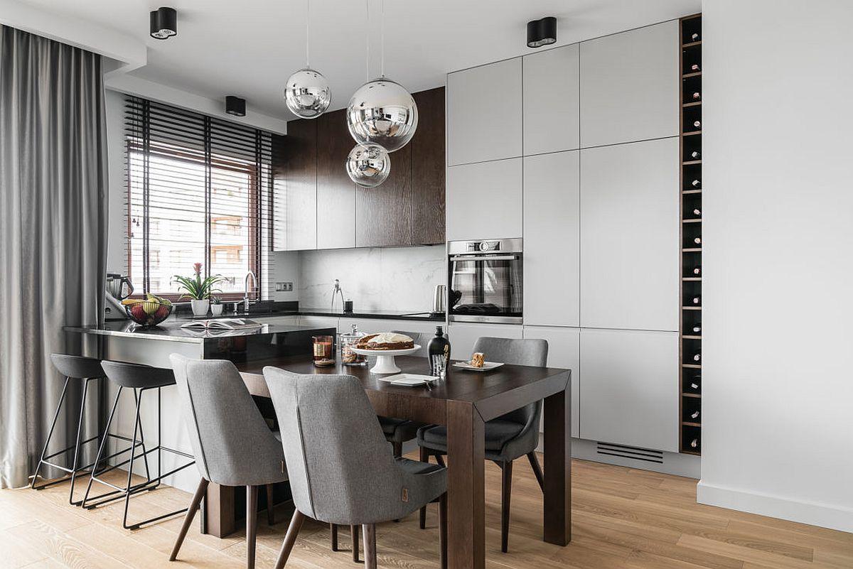 adelaparvu.com despre amenajare moderna apartament 92 mp, design Anna Serafin, Foto Fotomohito (13)