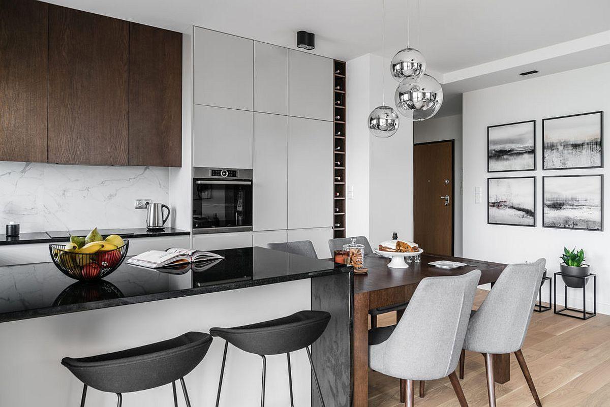 adelaparvu.com despre amenajare moderna apartament 92 mp, design Anna Serafin, Foto Fotomohito (14)