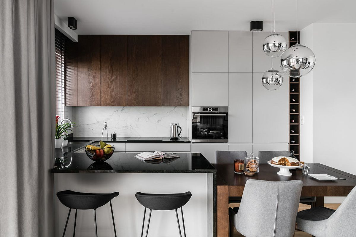 adelaparvu.com despre amenajare moderna apartament 92 mp, design Anna Serafin, Foto Fotomohito (16)