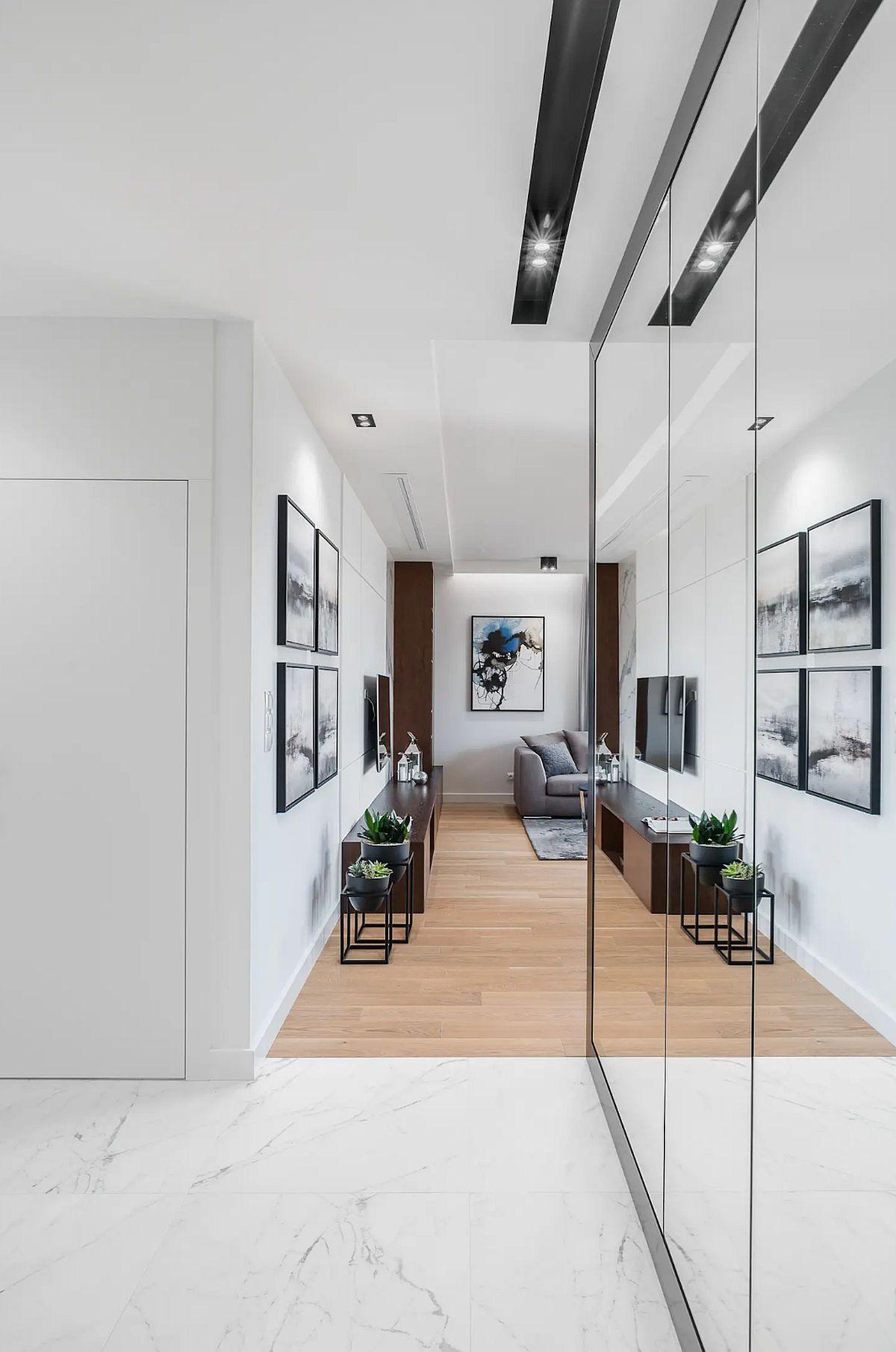 adelaparvu.com despre amenajare moderna apartament 92 mp, design Anna Serafin, Foto Fotomohito (4)