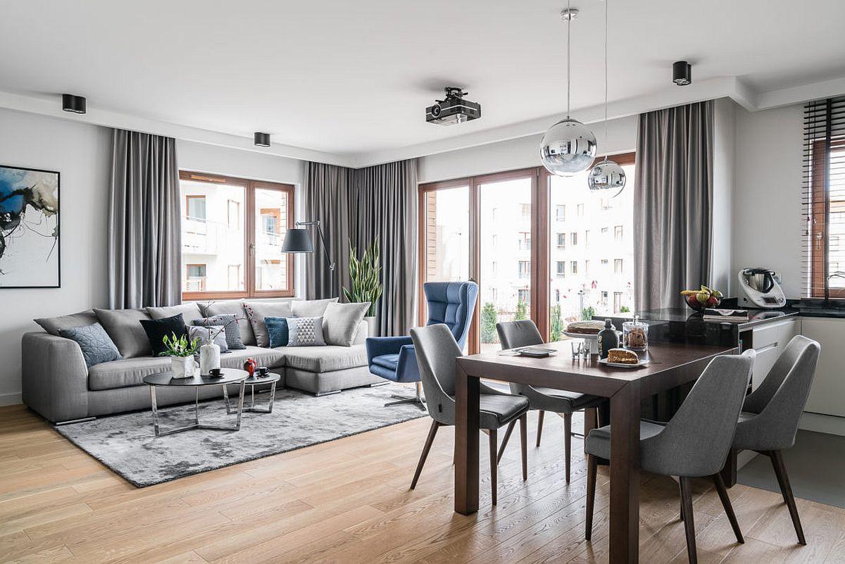 adelaparvu.com despre amenajare moderna apartament 92 mp, design Anna Serafin, Foto Fotomohito (8)