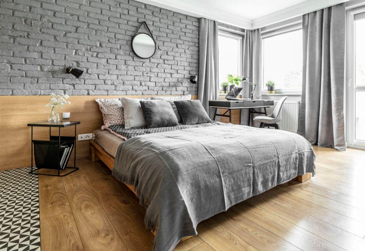 adelaparvu.com despre apartament 56 mp cu accente de rosu, design SAS Wnetrza i Kuchnie, Foto Strazynski Studio (15)