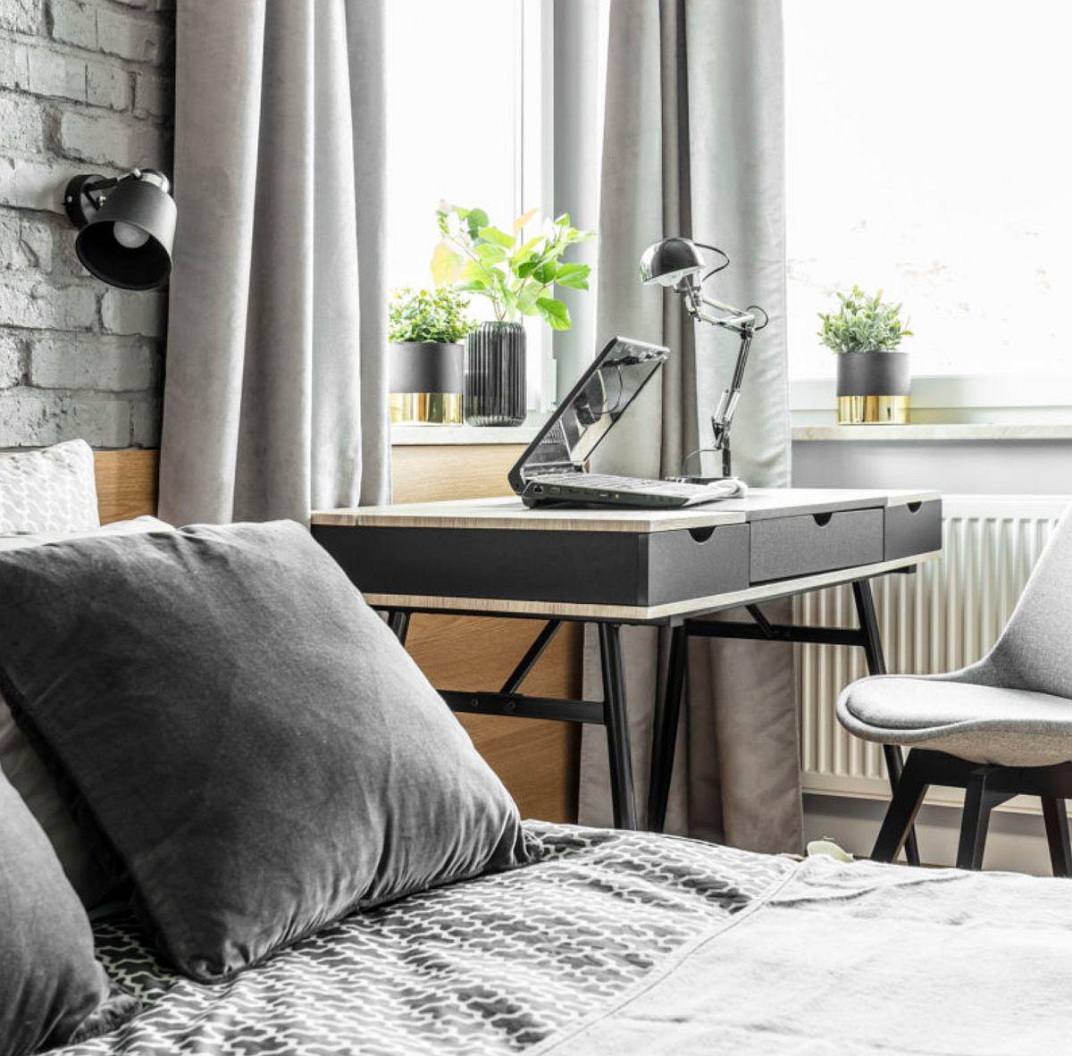 adelaparvu.com despre apartament 56 mp cu accente de rosu, design SAS Wnetrza i Kuchnie, Foto Strazynski Studio (16)