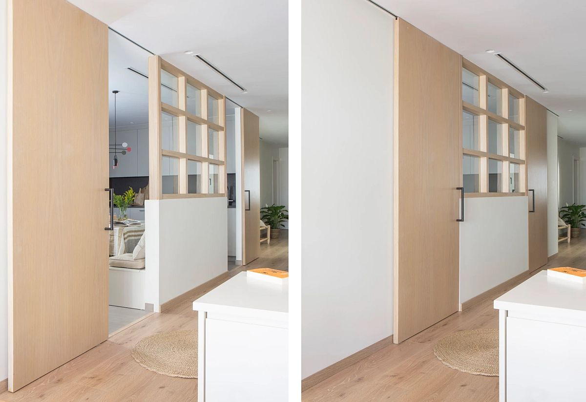 adelaparvu.com despre apartament cu bucatarie separata, design Paz de Tord, Foto Jordi Canosa (11)