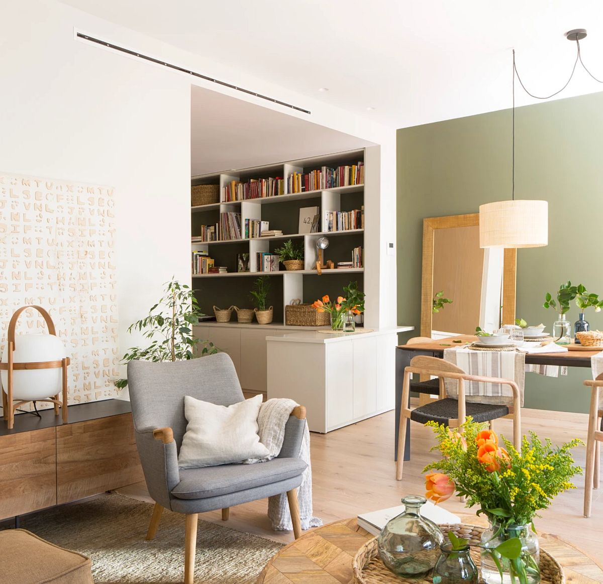 adelaparvu.com despre apartament cu bucatarie separata, design Paz de Tord, Foto Jordi Canosa (3)