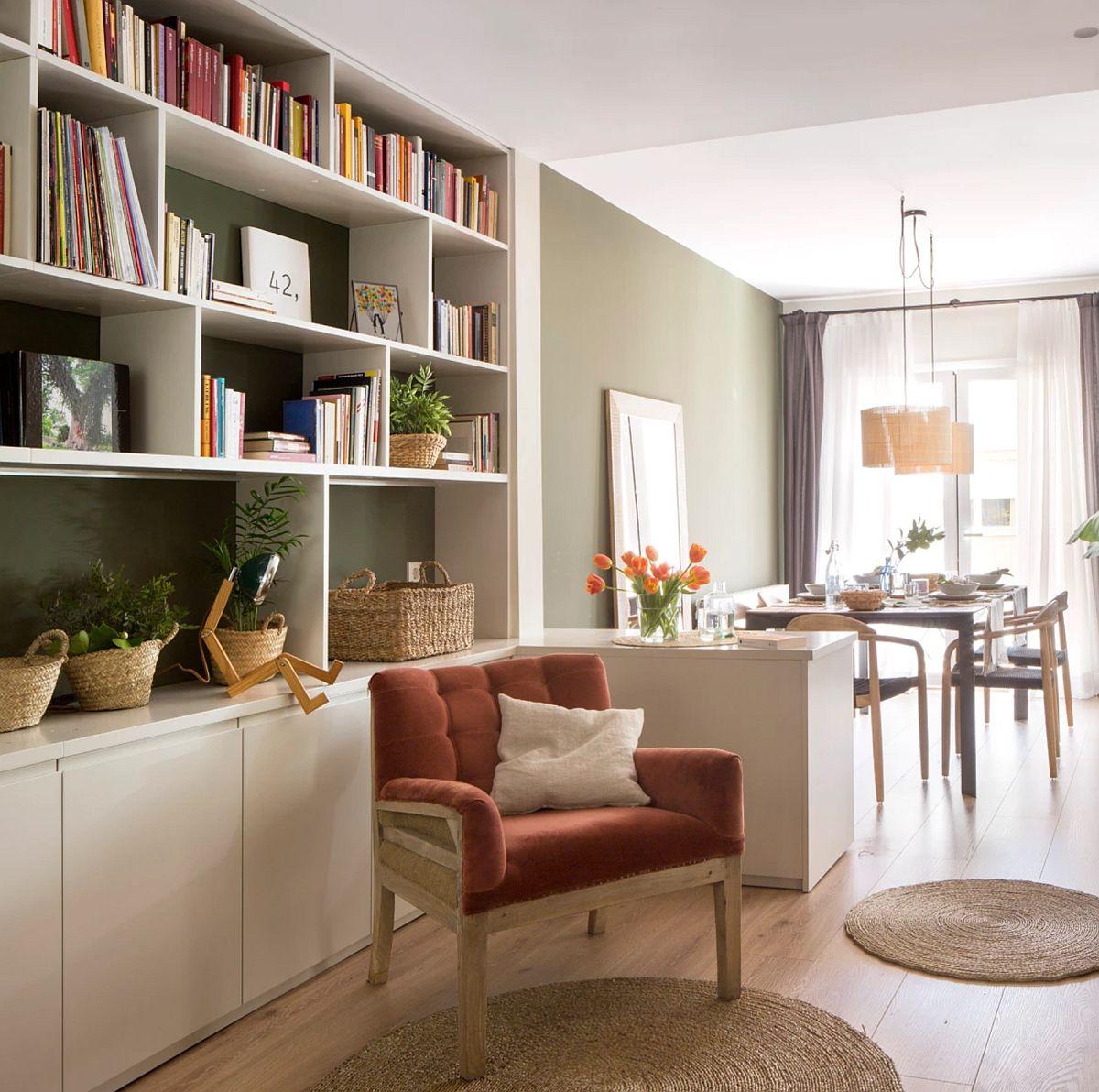adelaparvu.com despre apartament cu bucatarie separata, design Paz de Tord, Foto Jordi Canosa (4)