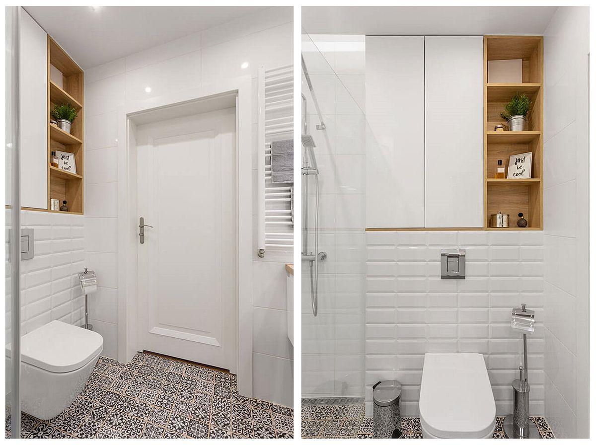 adelaparvu.com despre apartament de 2 camere luminos amenajat, design Kameleon, Foto Michal Mlynarczyk (10)