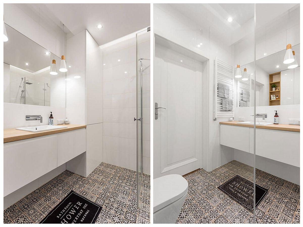 adelaparvu.com despre apartament de 2 camere luminos amenajat, design Kameleon, Foto Michal Mlynarczyk (11)