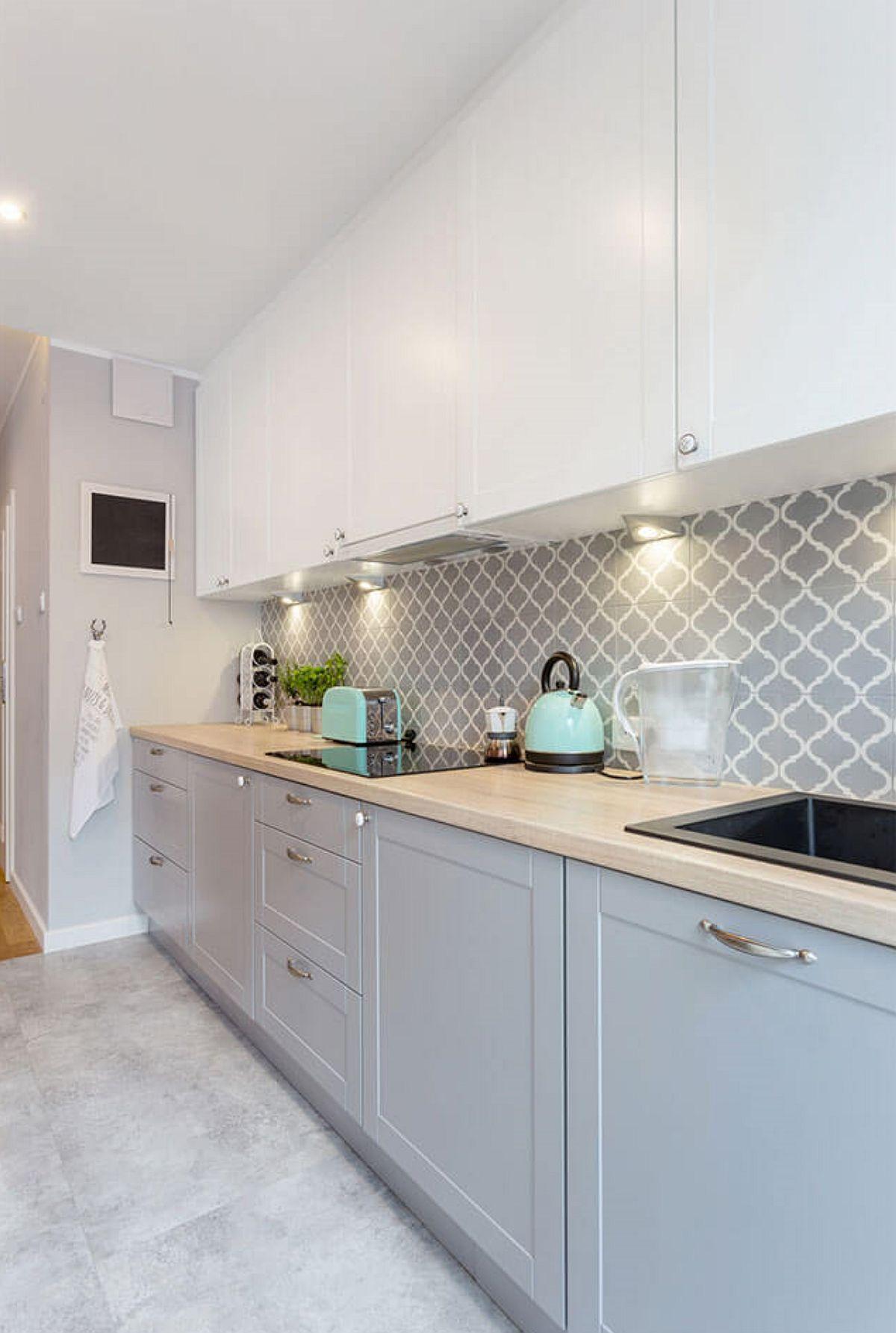 adelaparvu.com despre apartament de 2 camere luminos amenajat, design Kameleon, Foto Michal Mlynarczyk (4)