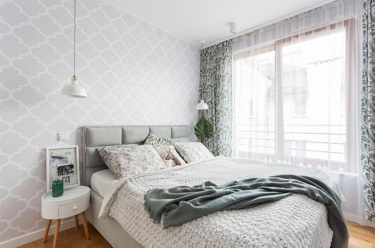 adelaparvu.com despre apartament de 2 camere luminos amenajat, design Kameleon, Foto Michal Mlynarczyk (6)