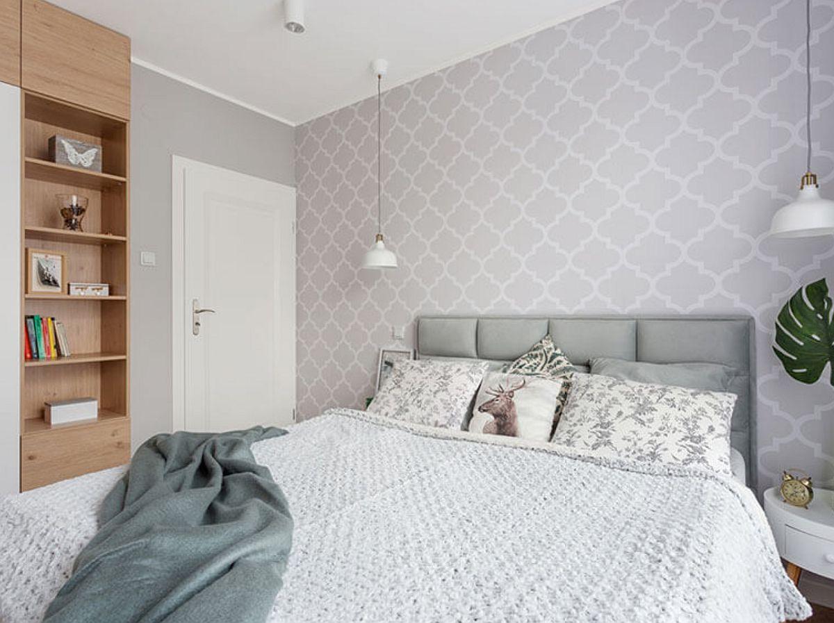 adelaparvu.com despre apartament de 2 camere luminos amenajat, design Kameleon, Foto Michal Mlynarczyk (8)