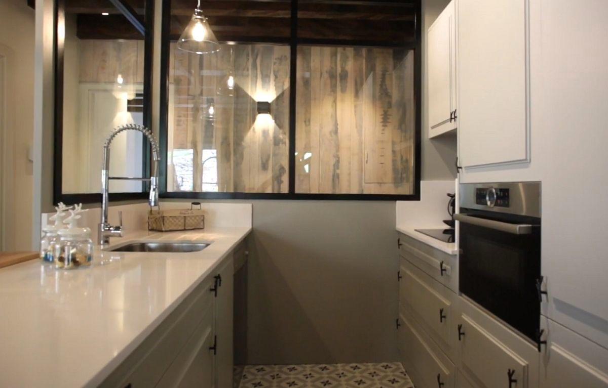 adelaparvu.com despre casa de vacanta cu lemn de castan, Pirinei, designer Juanma Alfonso, Luderna Design, Foto ElMueble (4)