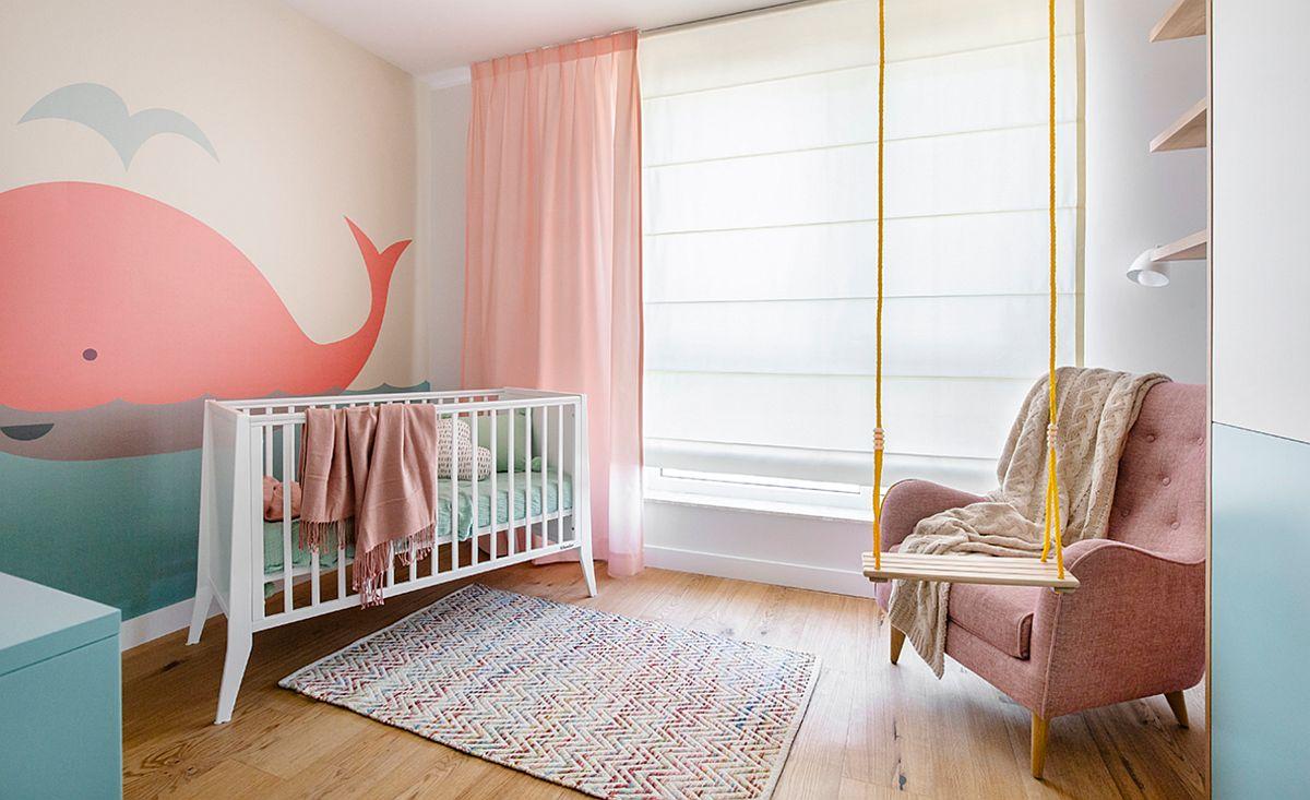 adelaparvu.com despre idei draperii si perdele, design Kowalczyk Gajda Foto Wojciech Treder (1)